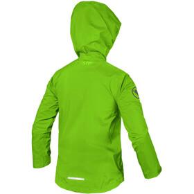 Endura MT500 Jacke wasserdicht Kinder neon green
